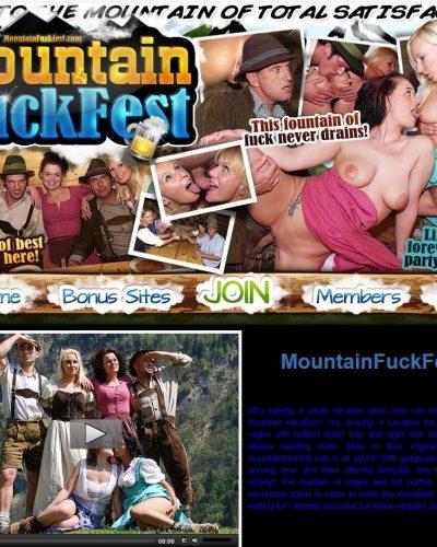 Mountain FuckFest