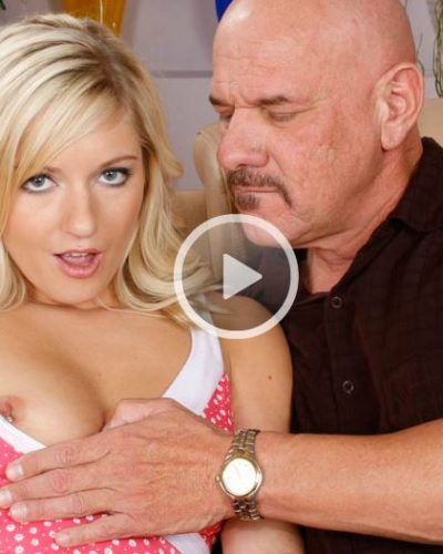 daddy gets lucky