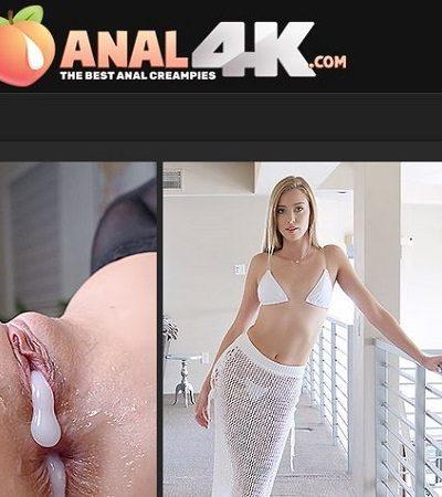 Anal 4K